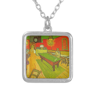 Van Gogh's 'Night Cafe' Necklace