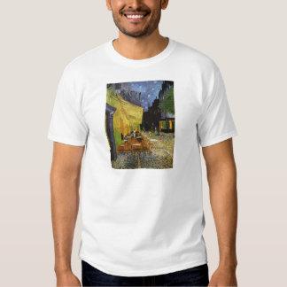 Van Gogh's Night Cafe T Shirt