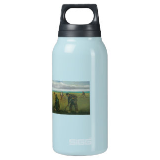 Van Gogh's Peasants or Farmers Planting Potatoes Insulated Water Bottle