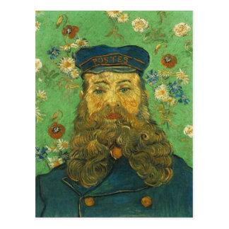 Van Gogh's Postman Postcard