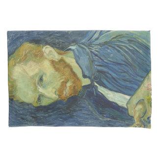 Van Gogh's Self-Portrait Pillowcase