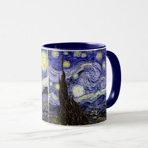 Van Goghs Starry Night 1889 Mug