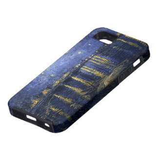 Van Gogh's Starry Night Over the Rhone iPhone 5 iPhone SE/5/5s Case