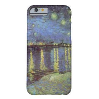 Van Gogh's Starry Night Painting Barely There iPhone 6 Case