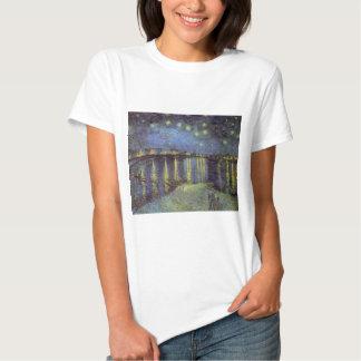 Van Gogh's Starry Night Painting T-shirt
