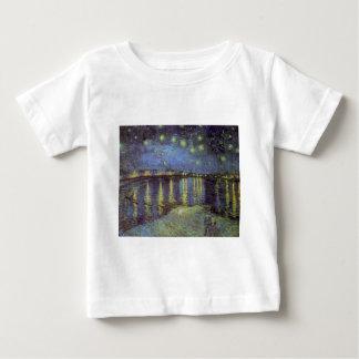 Van Gogh's Starry Night Painting T Shirt