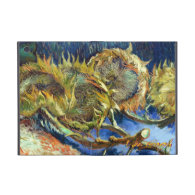 Van Gogh's Sunflowers iPad Mini Cases