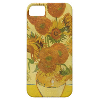 Van Gogh's 'Sunflowers' iPhone 5 Case