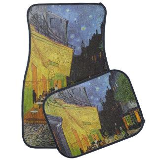 Van Gogh's Terrace Cafe Car Mat