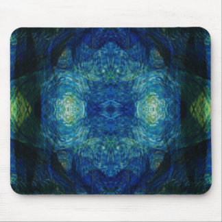 Van Gogh's The Faces of God Mouse Pad