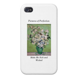 Van Gough is Sick and Wicked iPhone 4 Case