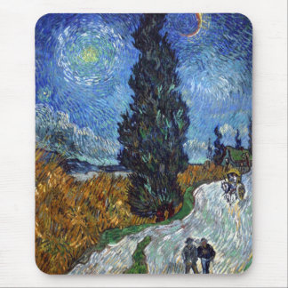 Van Gough Painting Mousepad