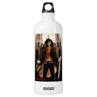 Van Helsing: Young, Sexy Version Aluminum Water Bottle