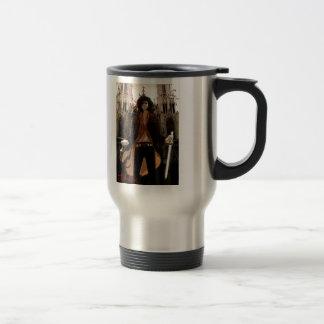 Van Helsing: Young, Sexy Version Travel Mug
