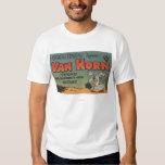 Van Horn, Texas (Jackrabbit & Crow) T-Shirt