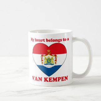 Van Kempen Tazas De Café