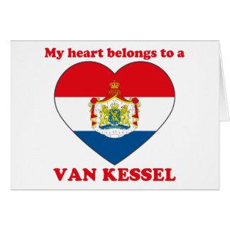 Van Kessel Card
