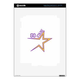 Van las estrellas iPad 3 skin