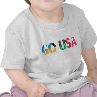 Van los E.E.U.U. Camisetas