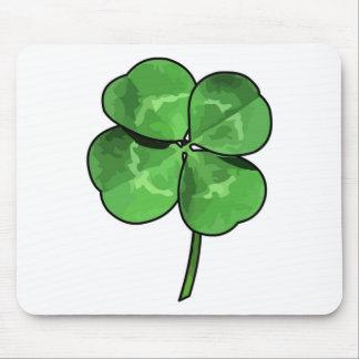 ¡Van los irlandeses! Alfombrillas De Ratón