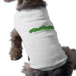 ¡Van los irlandeses! Camisetas De Perro