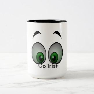 Van los irlandeses taza de café