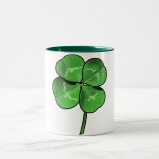 ¡Van los irlandeses! Taza De Dos Tonos