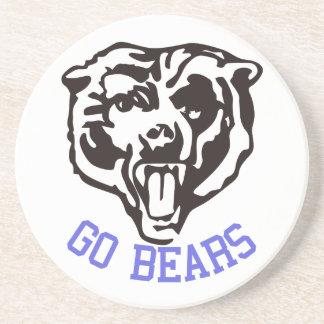 ¡Van, los osos! Posavasos Personalizados