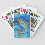 Van los pescados baraja de cartas