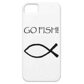 Van los pescados iPhone 5 Case-Mate cárcasa