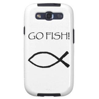 Van los pescados samsung galaxy s3 carcasas