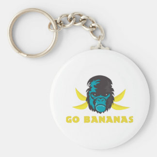 Van los plátanos llaveros