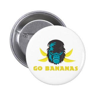 Van los plátanos pins