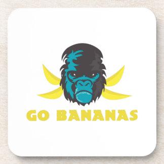 Van los plátanos posavasos