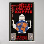 Van Nelle's Coffee Poster