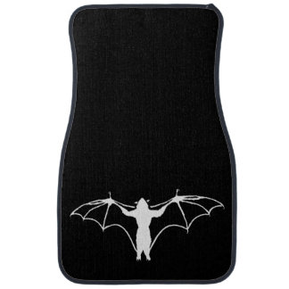Van Pyre Bat Front Car Mats (Monochrome)
