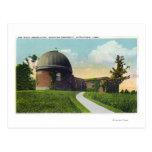 Van Vleck Observatory of Wesleyan University Postcard