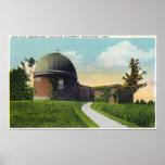 Van Vleck Observatory of Wesleyan University Poster