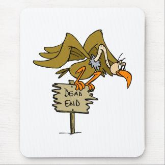 Van Vulture Mouse Pad