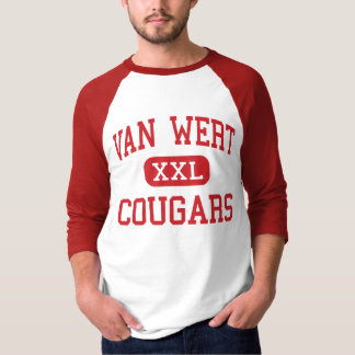 Van Wert - Cougars - High School - Van Wert Ohio T-Shirt