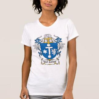 Van Zandt Family Crest T-Shirt