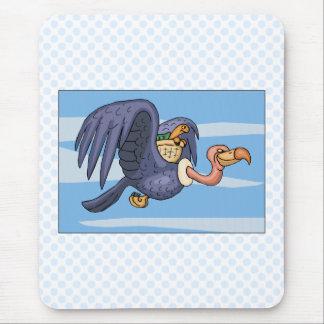 Vance Vulture Mouse Pad