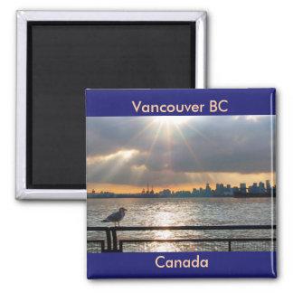 Vancouver A.C., Canadá - imán