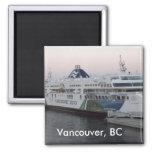 Vancouver, A.C. imán del refrigerador del transbor