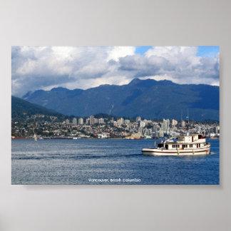 Vancouver, A.C. Impresiones