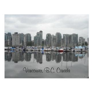 Vancouver, B.C. Canada Postcard