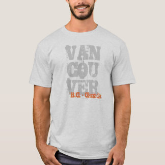 Vancouver B.C. Canada T-Shirt