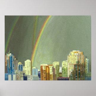 Vancouver B.C. Fine Art Print