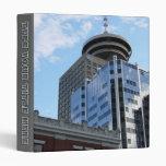 Vancouver BC Binder Custom Vancouver Book Binder 3 Ring Binder