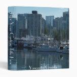 Vancouver BC Binder Custom Vancouver Book Binder 3 Ring Binders